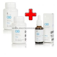2 x USA Medical CBD 750mg + 50% engedmény a CBD 500mg termék árából