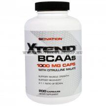 SciVation Xtend BCAA 1000 mg 200 kapszula