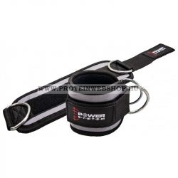POWER SYSTEM ANKLE STRAPS GYM GUY Boka Pánt