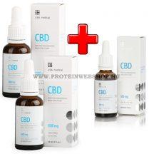 2 x USA Medical CBD 1000mg + 50% engedmény a CBD 500mg termék árából
