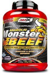 Amix Monster Beef 2200g + MT T-Shirt + MuscleTech Vapor1 Pre-Workout EU 95 g 5 adag