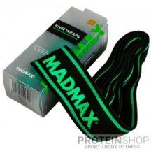 """MadMax Wrist Wraps black green 18"""" Csuklószorító"""