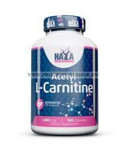 HAYA Labs - Acetyl-L-Carnitine 1000mg - 100 kapszula