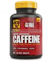 Mutant Caffeine 200 mg 240 tabletta