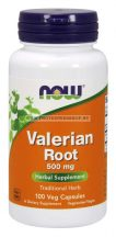 NOW Valerian Root 500 mg 100 kapszula