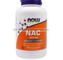 NOW NAC 600 mg 250 kapszula
