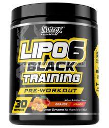 Nutrex Lipo-6 Black Training 195 g