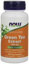 Now Foods Green Tea Extract 400mg 100 kapszula
