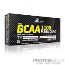 Olimp Nutrition BCAA Mega 120 kapszula