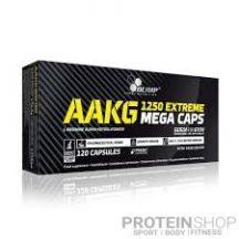 Olimp Nutrition AAKG 1250 Extreme Mega 120 kapszula