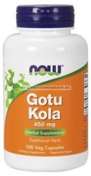 NOW Gotu Kola 450mg 100 kapszula