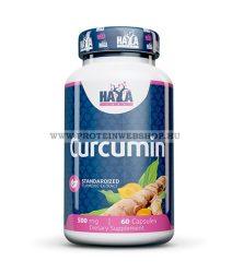 Haya Labs Curcumin Turmeric Extract 500mg 60 tabletta