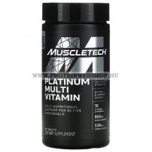 MuscleTech Platinum Multivitamin 90 tabletta