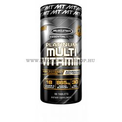 MuscleTech Platinum Multivitamin 90 tabletta