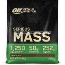 Optimum Nutrition Serious Mass 5455g + Ajándék Universal Creatine Monohidrate 200gr