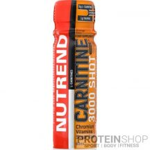 Nutrend CARNITINE 3000 SHOT 60ml