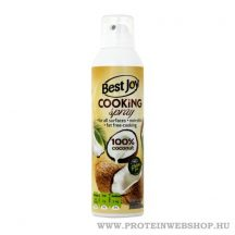 Best Joy Cooking Spray 100% Coconut 201 g