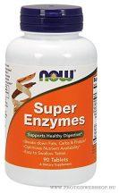 NOW Super Enzymes 90 kapszula