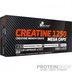 Olimp Nutrition Creatine Mega Caps 1250 120 kapszula
