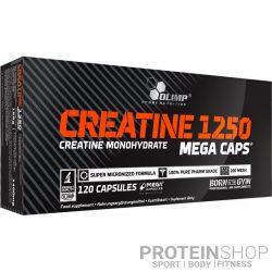Olimp Nutrition Creatine Mega Caps 1250 120 kapszula