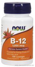 Methyl B-12 1,000 mcg 100 tabletta