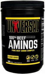 Universal Nutrition 100% Beef Aminos 200 tabletta