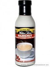 Walden Farms Naturally Flavored Coffee Creamer 355 ml Hazelnut