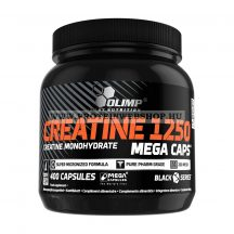 Olimp Nutrition Creatine Mega Caps 1250 400 kapszula
