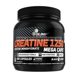 Olimp Nutrition Creatine Mega Caps 1250 400 kapszula