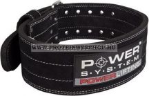 POWER SYSTEM POWERLIFTING BELT Erőemelő öv