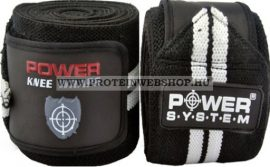 POWER SYSTEM KNEE WRASPS Térdbandázs