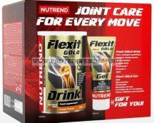 Nutrend Flexit Gold Drink 400gr  + Flexit Gold Gel 100gr