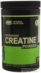 Optimum Nutrition Creatine Powder 634g