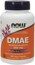 NOW DMAE 250 mg 100 vegan kapszula