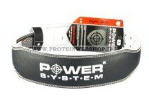 POWER SYSTEM Power Basic 3250 súlyemelő öv