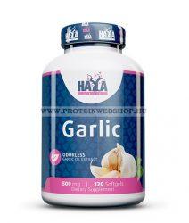Haya Labs Garlic 500mg 120 gélkapszula