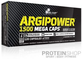 Olimp Nutrition ArgiPower 120 kapszula