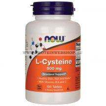 Now Foods L-Cysteine 500mg 100 tabletta