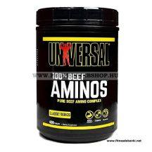 Universal Nutrition 100% Beef Aminos 400 tabletta