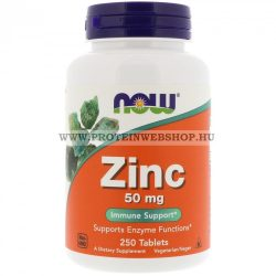 NOW Zinc 50 mg 250 tabletta