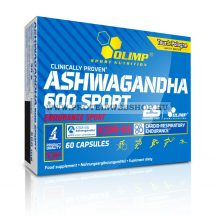 Olimp Ashwagandha 600 Sport 60 kapszula
