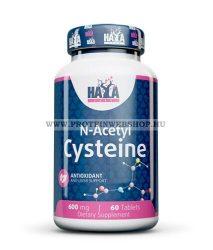 Haya Labs NAC N-Acetyl L-Cysteine 600mg 60 tabletta