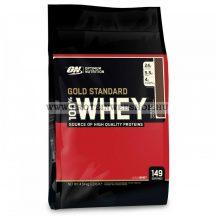 Optimum Nutrition Gold Standard 100% Whey 4540gr  + Ajándék Salvus Pro Kézfertőtlenítő gél 250ml