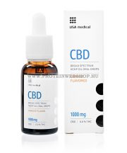 USA Medical CBD olaj 1000mg 30ml