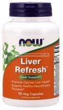 NOW  Liver Refresh 90 kapszula