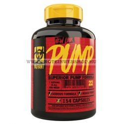 Mutant Pump 154 kapszula