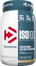 Dymatize NEW Iso 100 - 900 g
