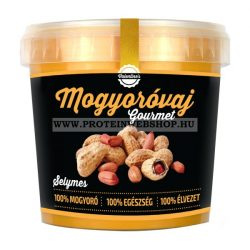 Valentines Gourmet Selymes Mogyoróvaj – 1000g - Peanut Butter Smooth