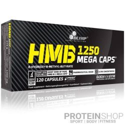 Olimp Nutrition HMB Mega Caps 1250 - 120 kapszula