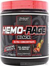 Nutrex Hemo Rage Black Ultra Concentrate 243 g